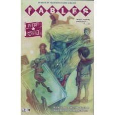 Fables Vol 17 Inherit The Wind (TP)