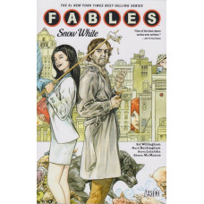 Fables Vol 19 Snow White (TP)