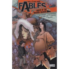 Fables Vol 04 March Of The Wooden Soldiers (TP)