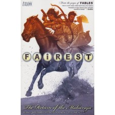 Fairest Vol 03 Return Of The Maharaja (TP)
