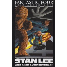 Fantastic Four Lost Adventures By Stan Lee (TP)