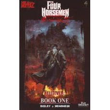 Four Horsemen Of The Apocalypse Book I Helldiver (TP)