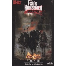 Four Horsemen Of The Apocalypse Book III, End of Days (TP)
