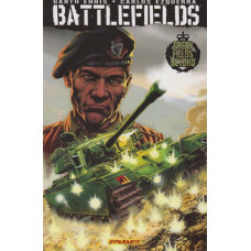 Garth Ennis - Battlefields Vol 07 Green Fields Beyond (TP)