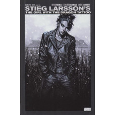 Girl With The Dragon Tattoo Book 02 (Millennium Trilogy) (Stieg Larsson) (HC)