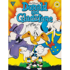 Gladstone Comic Series 15 Donald And Gladstone (begagnad)