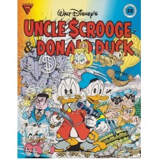 Gladstone Comic Series 28 Uncle Scrooge & Donald Duck Don Rosa Special  (begagnad)