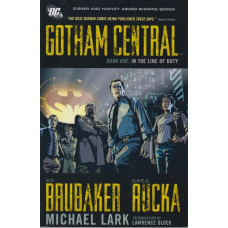 Gotham Central Book 01 In The Line Of Duty (TP)