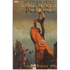 Stephen Kings Dark Tower Gunslinger Man In Black (TP)