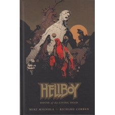 Hellboy House Of The Living Dead (HC)