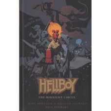 Hellboy Midnight Circus (HC)