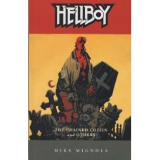 Hellboy Vol 03 Chained Coffin And Others (TP)