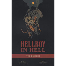Hellboy In Hell  Vol 01 Descent (TP)