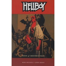Hellboy Vol 01 Seed Of Destruction (TP)