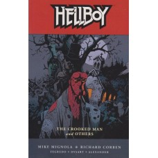 Hellboy Vol 10 Crooked Man And Others (TP)