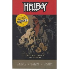 Hellboy Vol 07 Troll Witch And Other Stories (TP)