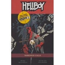 Hellboy Vol 08 Darkness Calls (TP)
