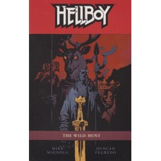 Hellboy Vol 09 Wild Hunt (TP)