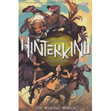 Hinterkind Vol 01 Waking World (TP)