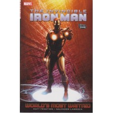 Invincible Iron Man Vol 03 World's Most Wanted Book 2 (TP)