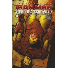 Invincible Iron Man Vol 04 Stark Disassembled (TP)
