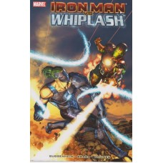 Iron Man Vs Whiplash (TP)