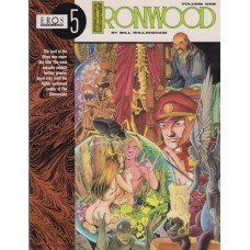 Ironwood Vol 01 (begagnad)