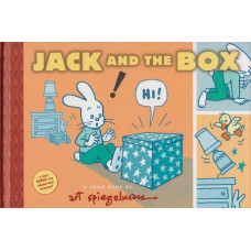 Jack And The  Box Toon Books Level 1 (HC)