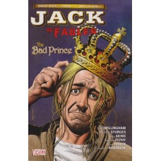 Jack Of Fables Vol 03 The Bad Prince (TP)
