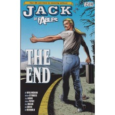 Jack Of Fables Vol 09 The End (TP)