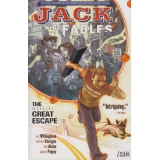Jack Of Fables Vol 01 The (Nearly) Great Escape (TP)