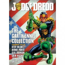 Judge Dredd Garth Ennis Collection (TP)