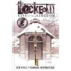 Locke & Key Vol 04 Keys To The Kingdom (HC)