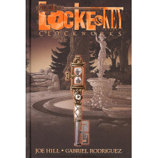 Locke & Key Vol 05 Clockworks (HC)