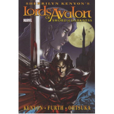 Lords Of Avalon Sword Of Darkness (HC)