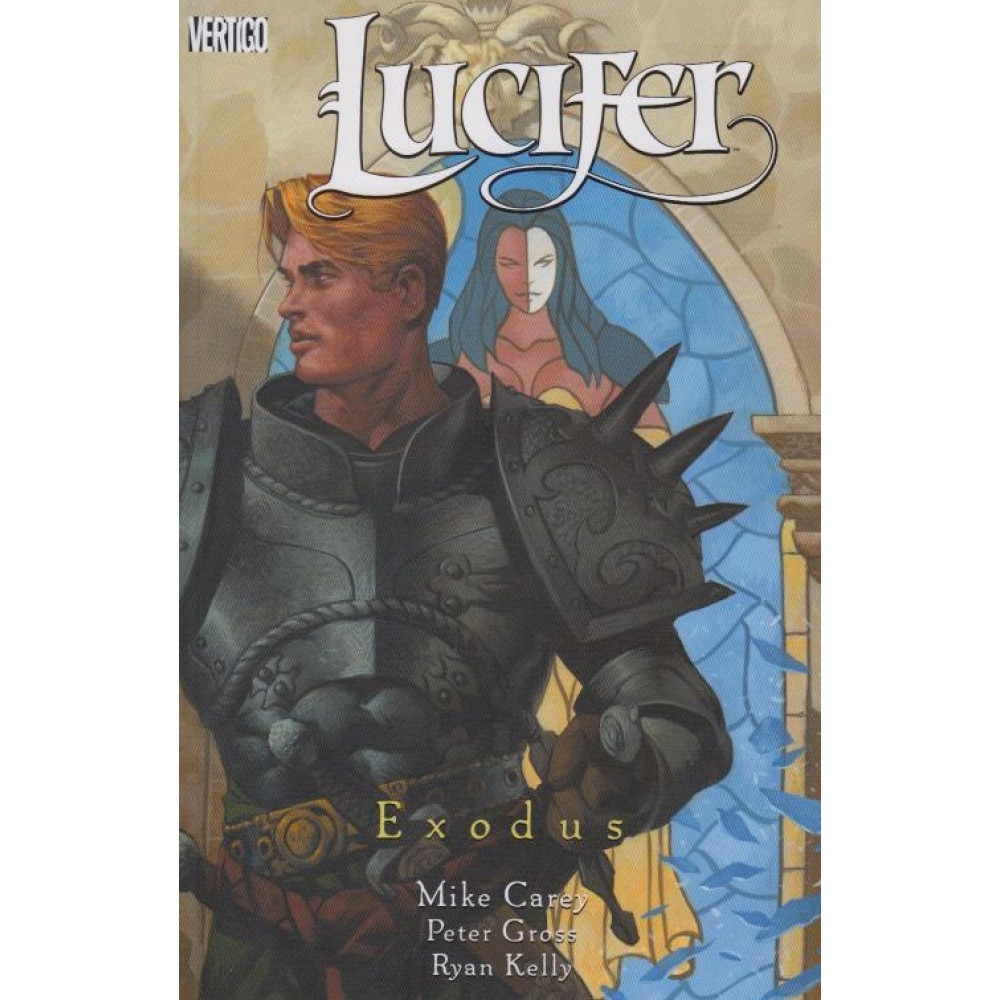 Lucifer Vol 07 Exodus (TP