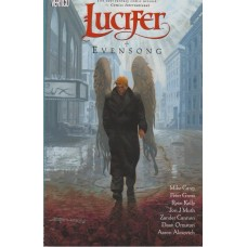 Lucifer Vol 11 Evensong (Sista Delen) (TP)