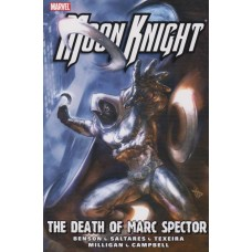 Moon Knight Vol 04 Death Of Marc Spector (TP)