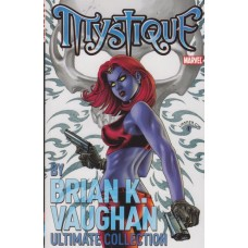 Mystique by Brian K. Vaughan Ultimate Collection (TP)