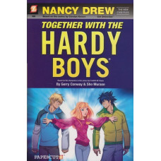 Nancy Drew New Case Files #03 Together With The Hardy Boys  (TP)