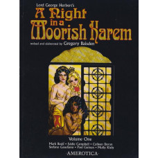 A Night In A Moorish Harem (TP) (begagnad)
