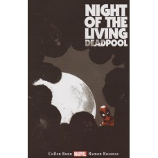 Night Of The Living Deadpool (TP)