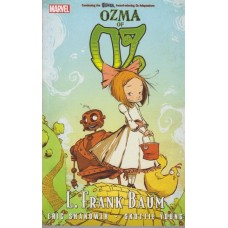 Oz Ozma Of Oz (TP)