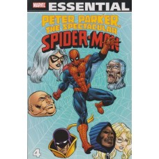 Essential Peter Parker Spectacular Spider-Man Vol 4 (TP)