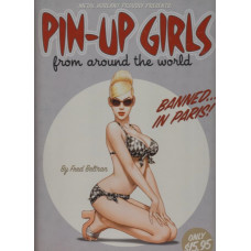 Pin-Up Girls From Around The World (HC) (begagnad)