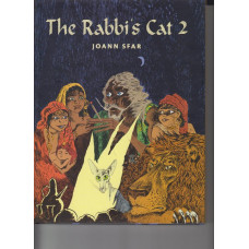 Rabbi's Cat 2 (HC)