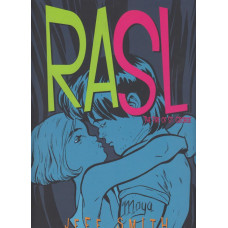 Rasl Vol 02 Fire Of St. George (TP)