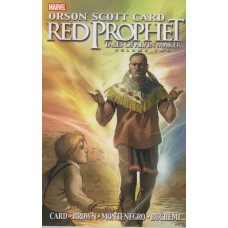 Orson Scott Card Red Prophet Tales Of Alvin Maker Vol 02 (TP)