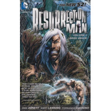 Resurrection Man Vol 01 Dead Again (New 52!) (TP)