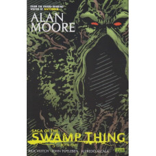 Saga Of Swamp Thing Book 05 (TP)